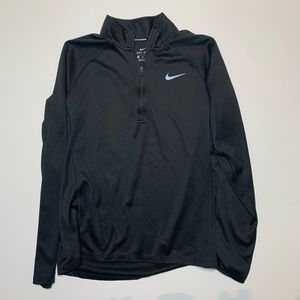 Nike Sri-fit half zip size XL(kids)